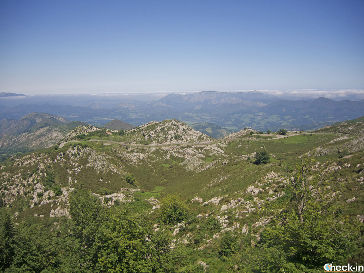 Da Covadonga ai laghi di Enol - Parco Nazionale dei Picos de Europa, Spagna