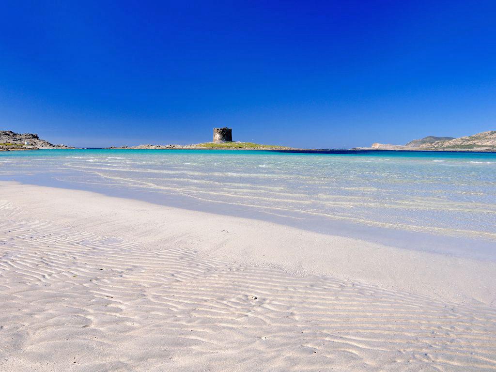 La Pelosa - Spiaggia a Stintino, Sardegna