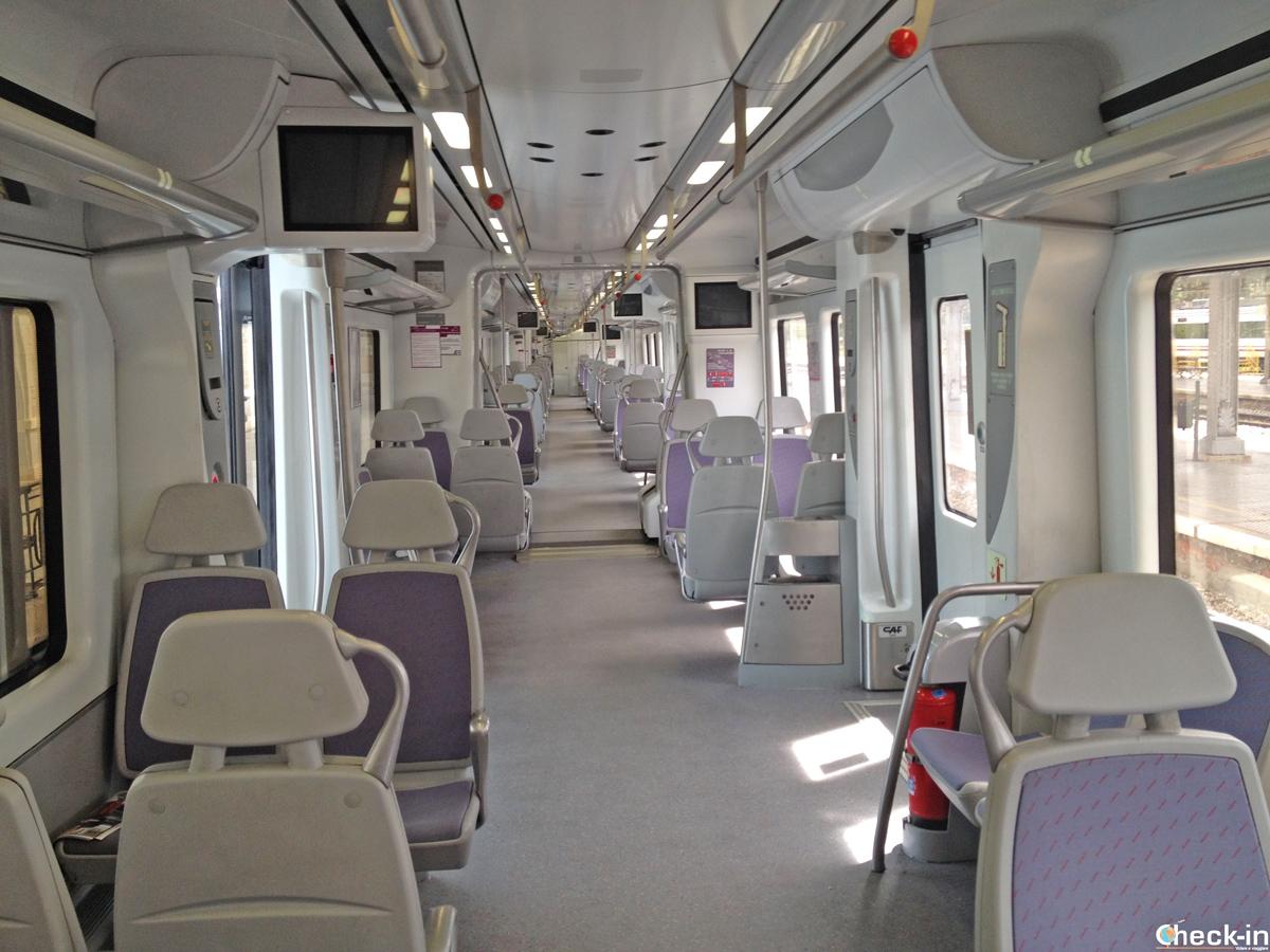 Come raggiungere l'aeroporto di Madrid in treno