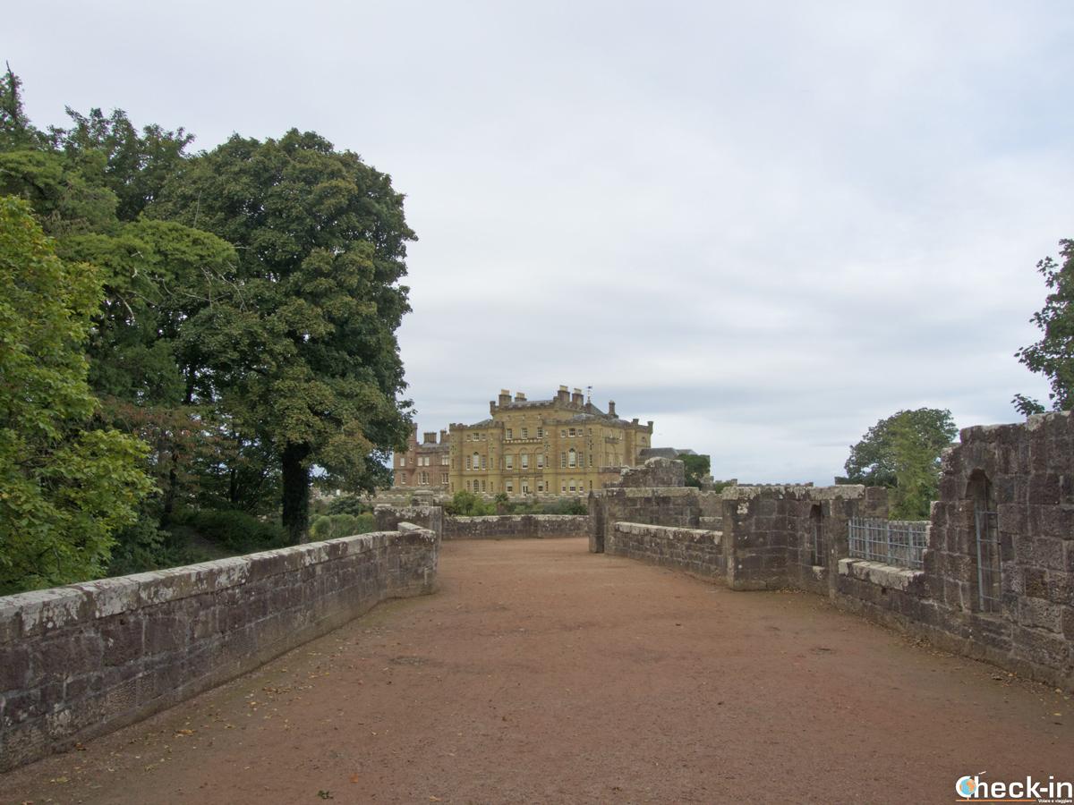 Visita del Culzean Castle - Ayrshire, Scozia