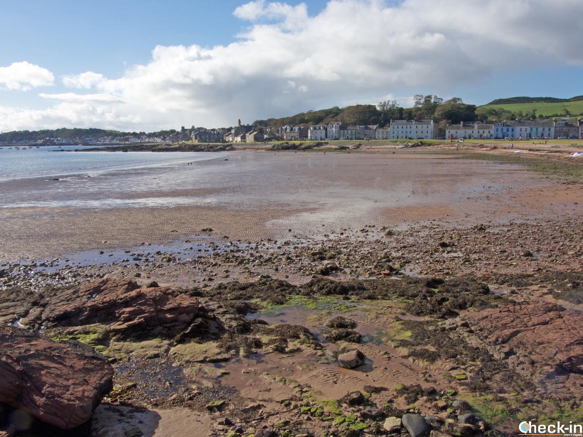 Spiaggia a Millport - Isle of Great Cumbrae (Ayrshire)