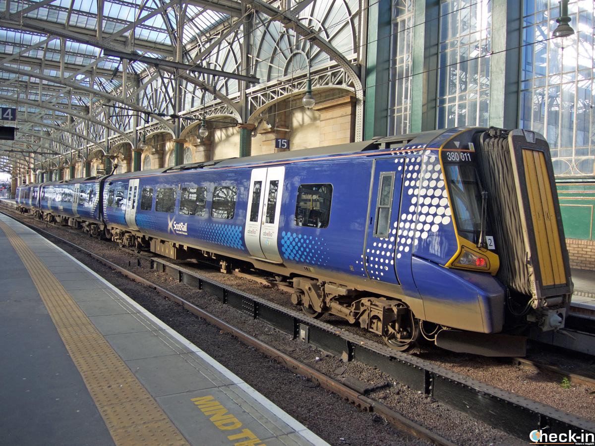 Viaggiare con Scotrail - Stazione di Glasgow Central
