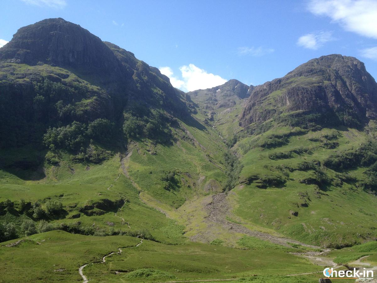 Tour in italiano nelle Highlands scozzesi con tappa a Glencoe