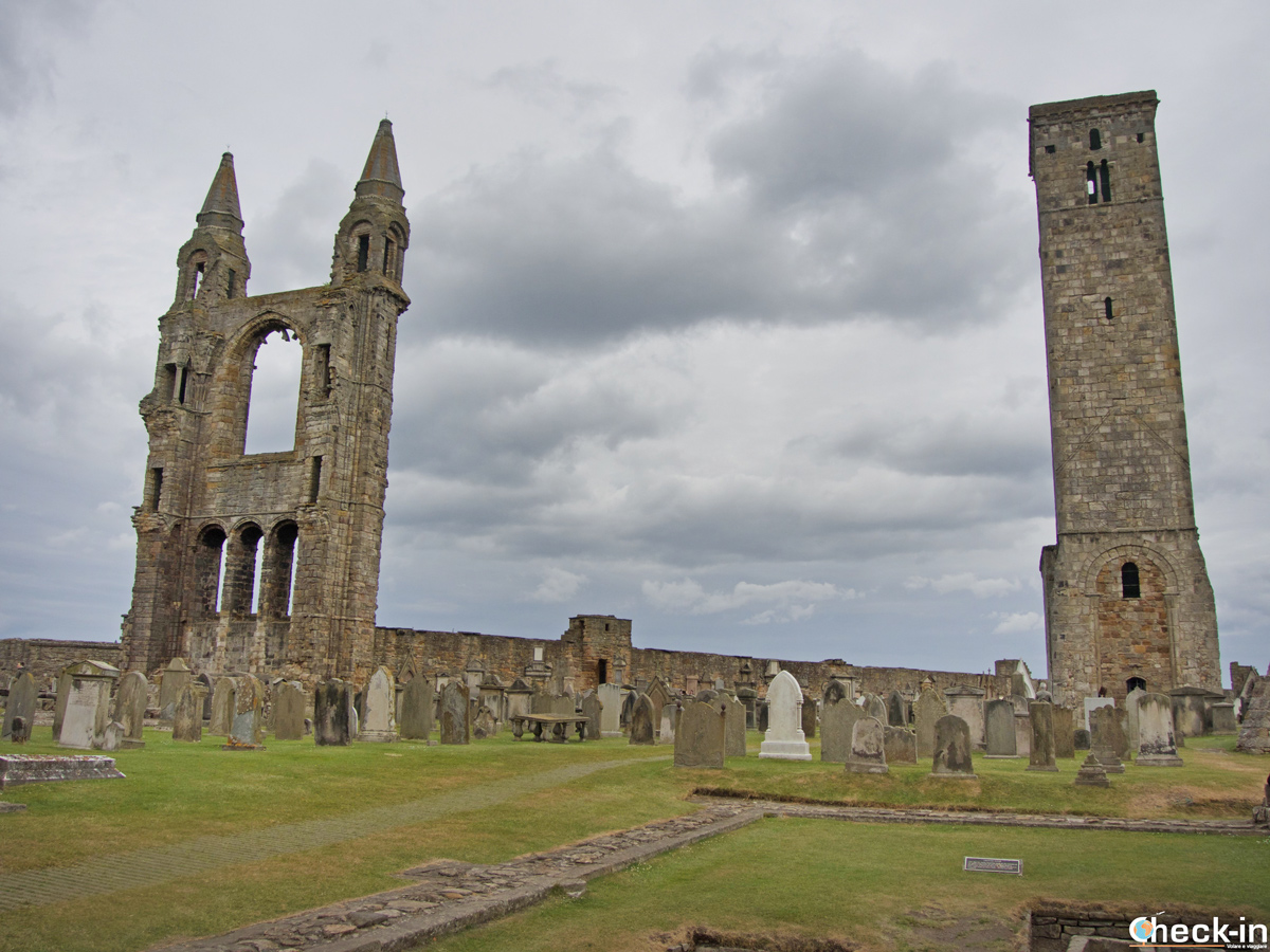 Tour in italiano da Edimburgo a St Andrews
