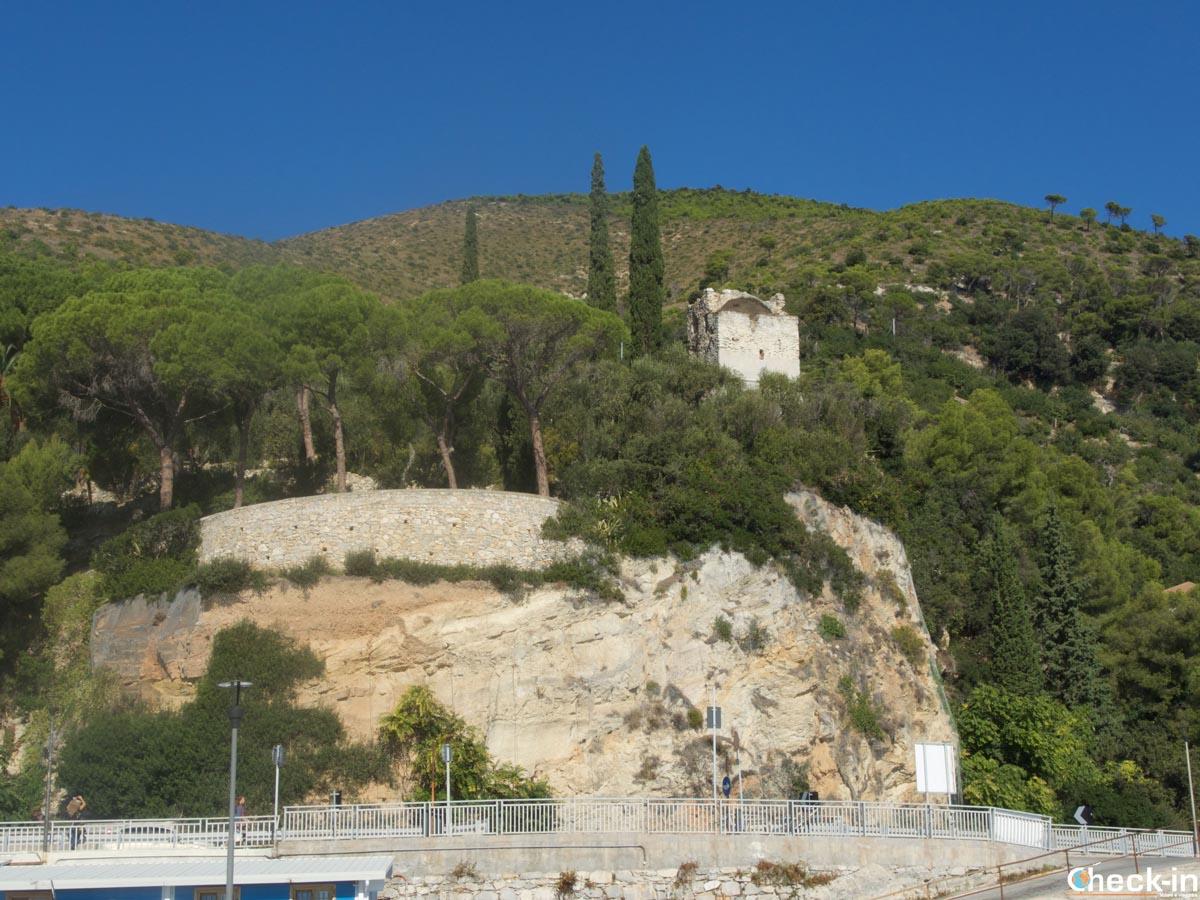 La torre di Sant'Antonio di Spotorno
