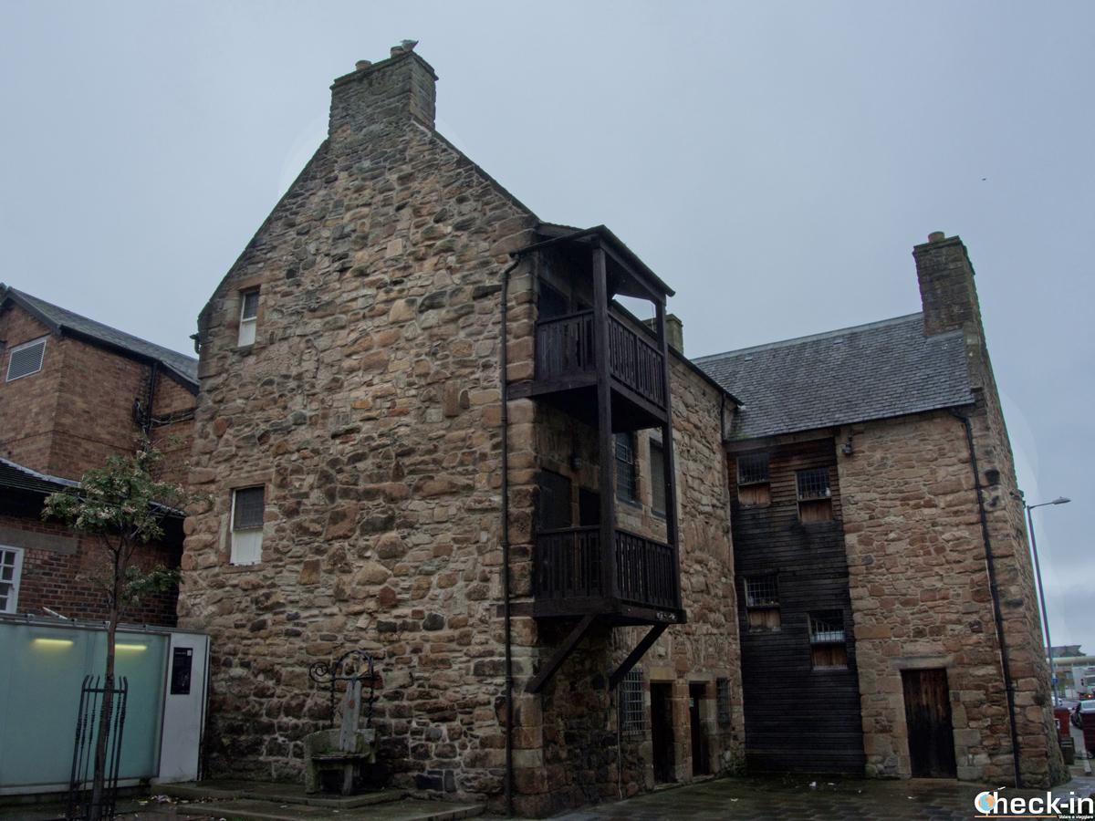 Loudoun Hall, l'edificio più antico di Ayr (Scozia)