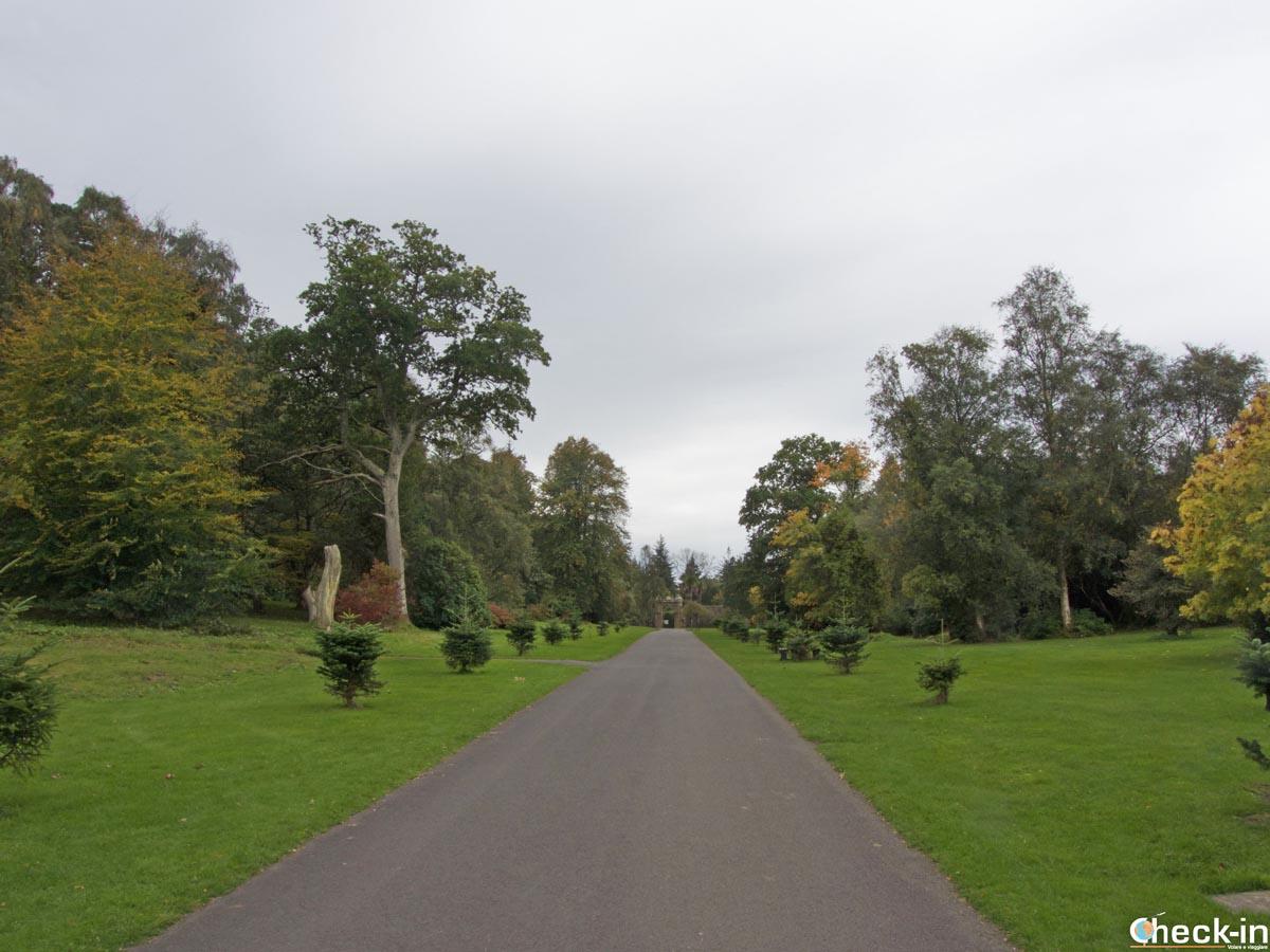 Esplorando il Culzean Country Park - Ayrshire, Scozia