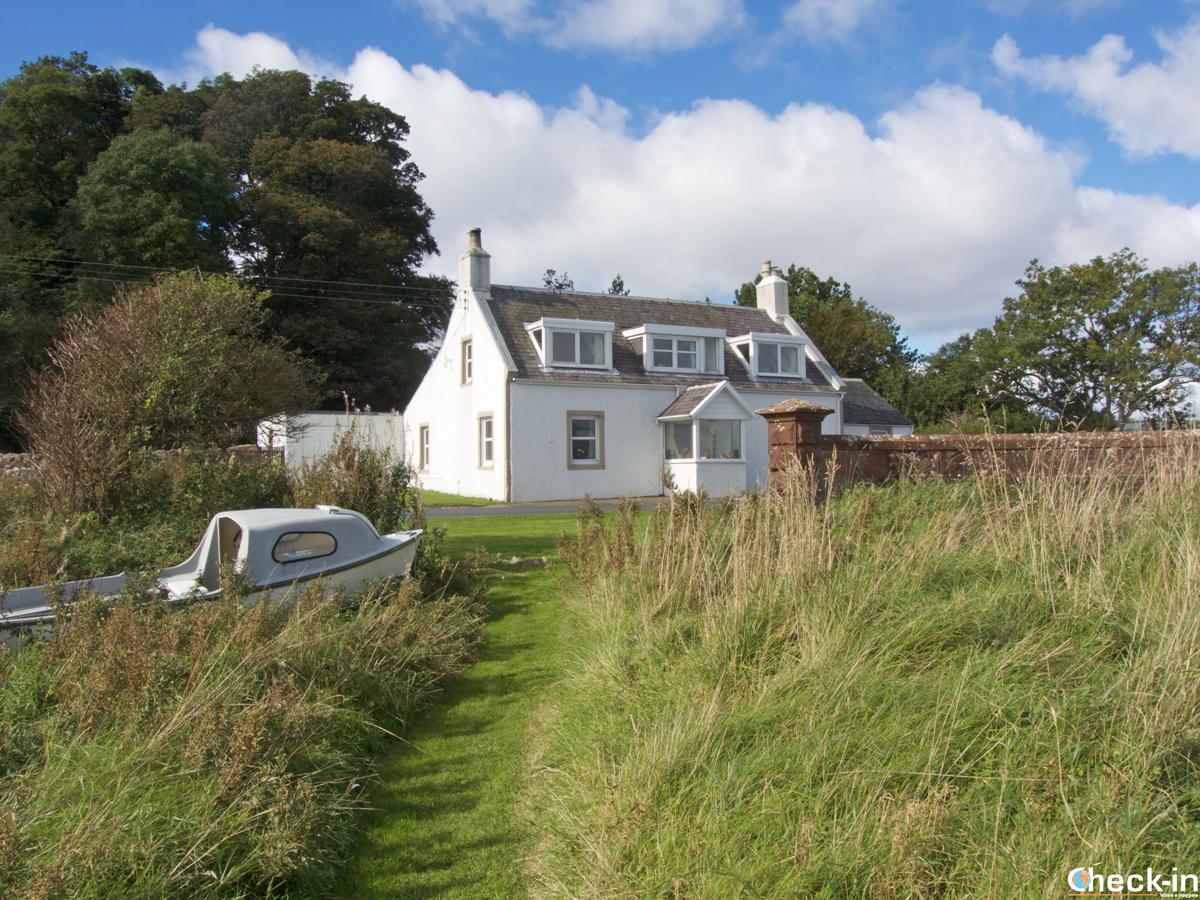 Abitazione sull'isola di Great Cumbrae (Scozia)