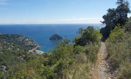Itinerari nella riviera ligure di ponente, escursione tra Spotorno, Torre del Mare e Bergeggi