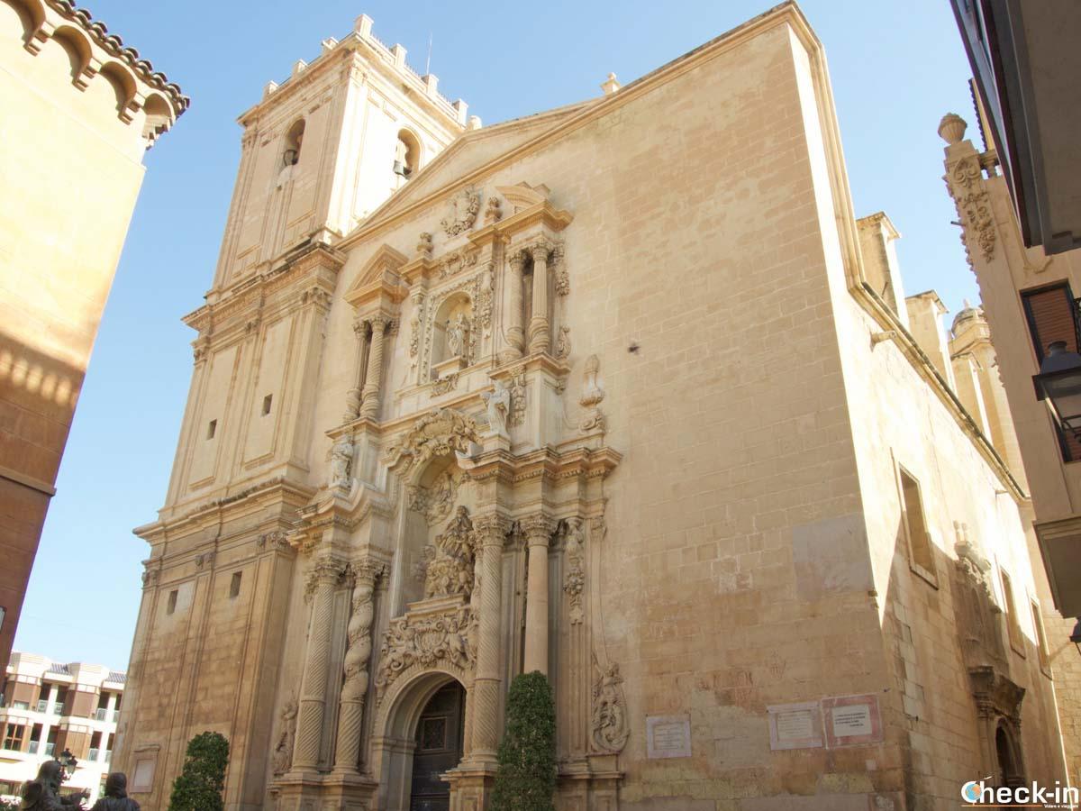 Cosa vedere a Elche in un giorno: Basílica de Santa María