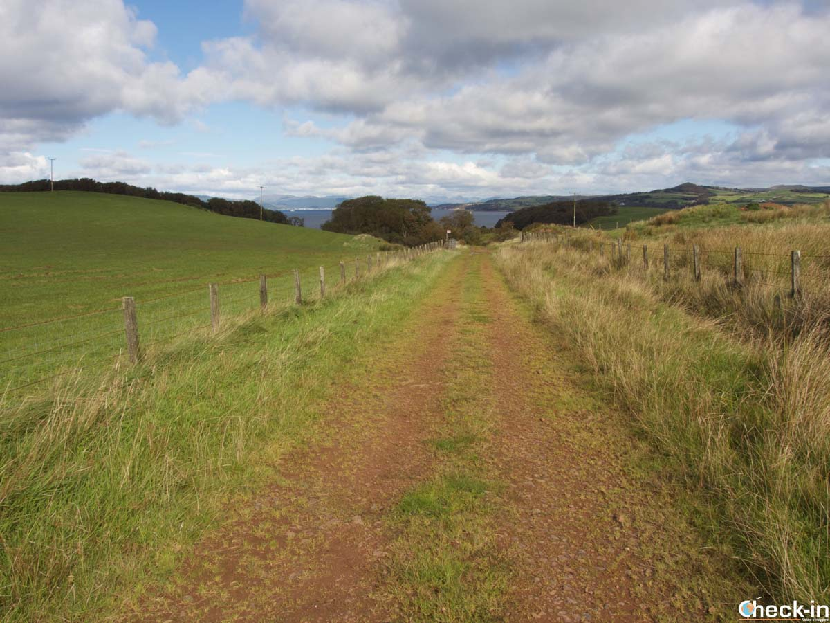 Day trip from Glasgow to Great Cumbrae, Ayrshire (Scotland)