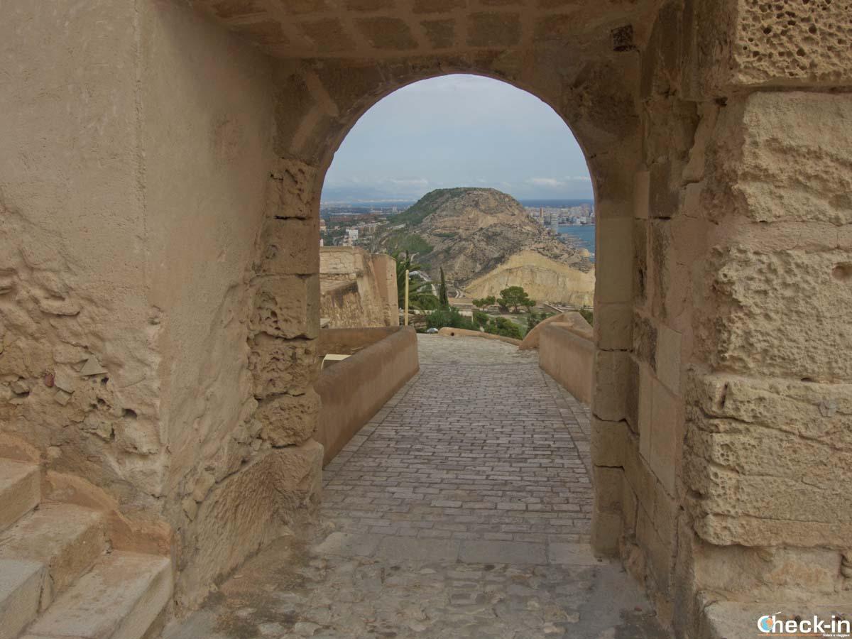 Qué ver en Alicante: el Castillo de Santa Barbara