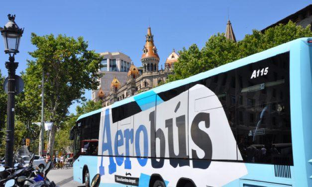 Aeroporto di Barcellona El Prat, informazioni su come arrivare in centro con l'Aerobús, in autobus, treno, metro e da quali Terminal partono le compagnie aeree