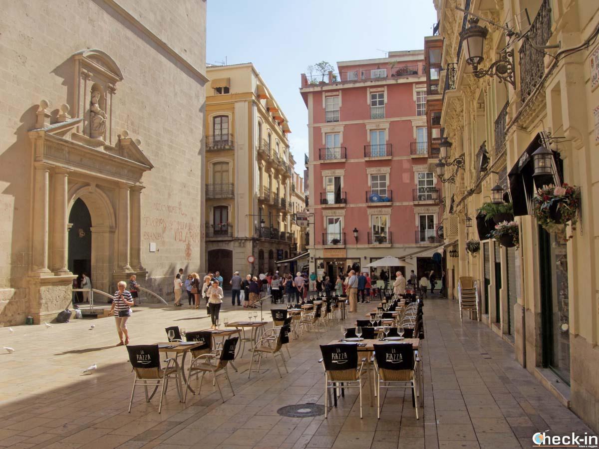 Qué ver en Alicante en dos días: la Concatedral de San Nicolás