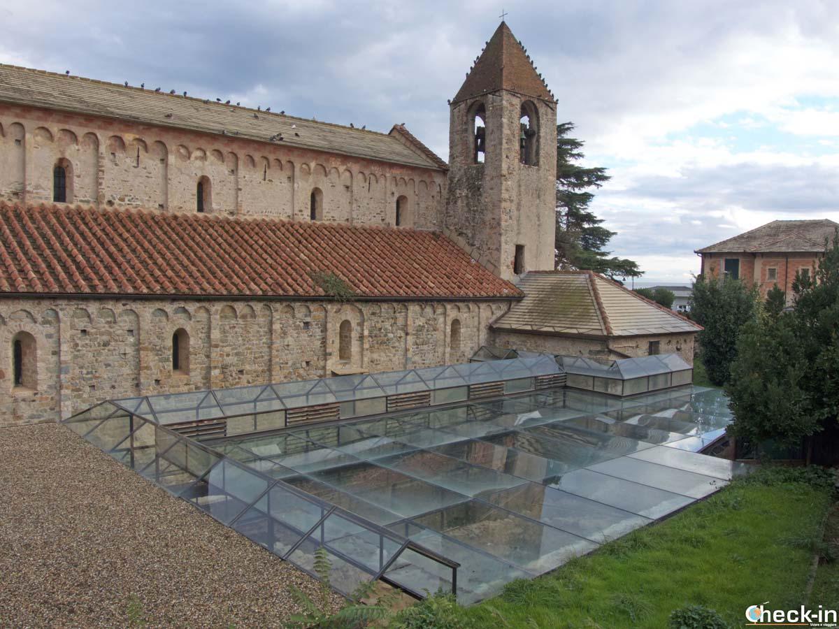La Chiesa di San Paragorio a Noli (Liguria)