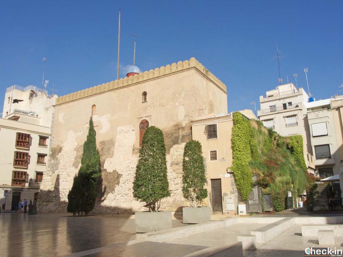 Torre de la Calahorra - Centro storico di Elche, Spagna