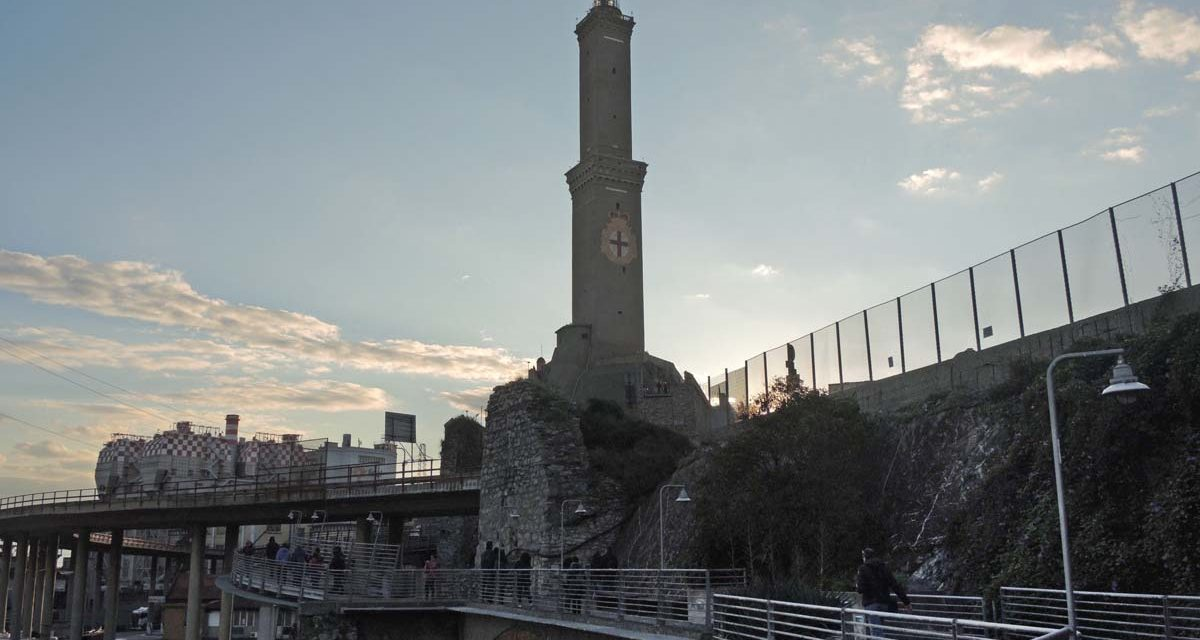 Lanterna di Genova, come arrivare e visita del simbolo del capoluogo ligure