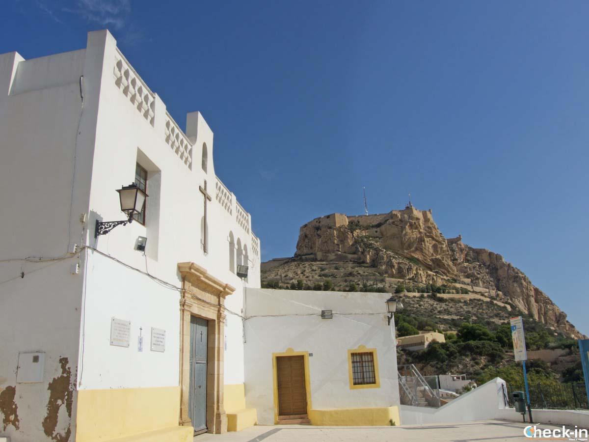 Qué ver en Alicante en 2 días: la Ermita de Santa Cruz