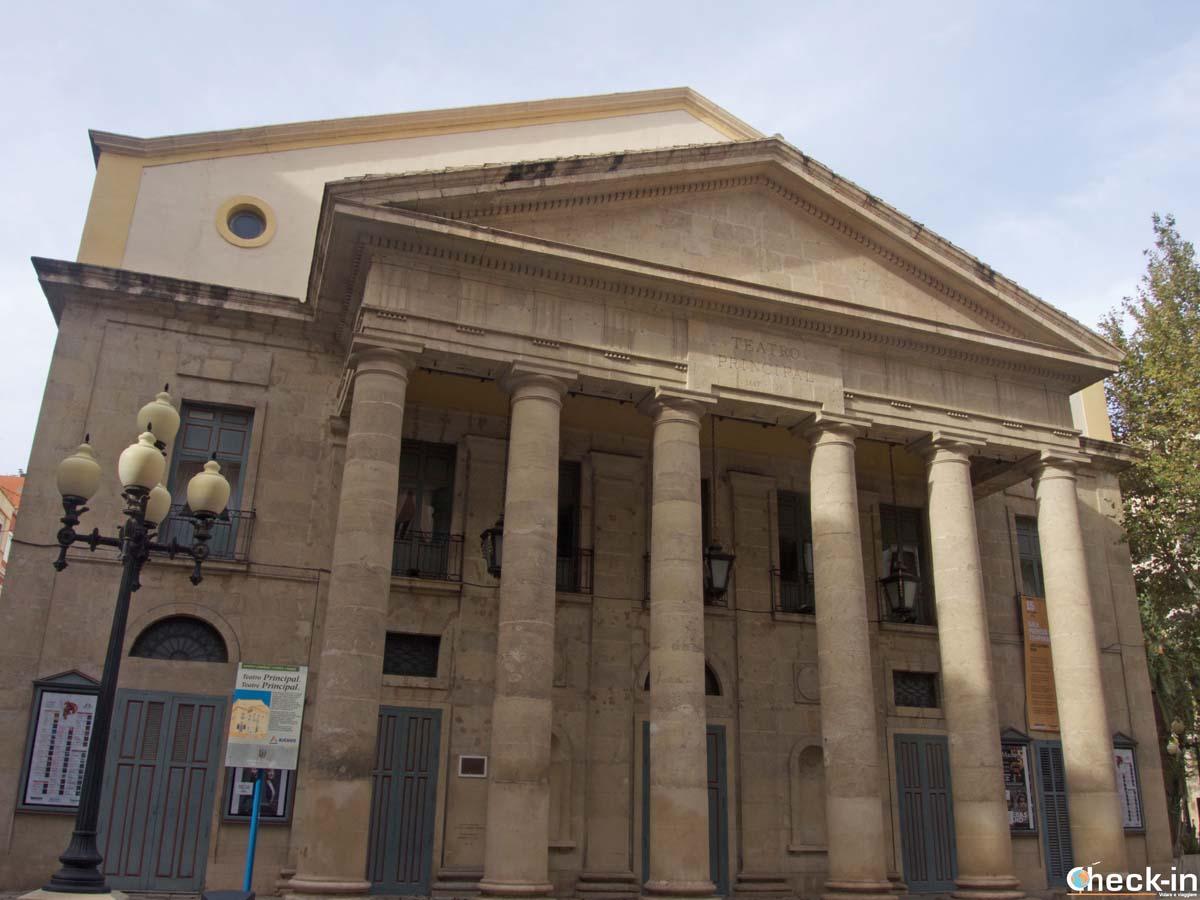 Qué ver en Alicante en 2 días: el Teatro Principal