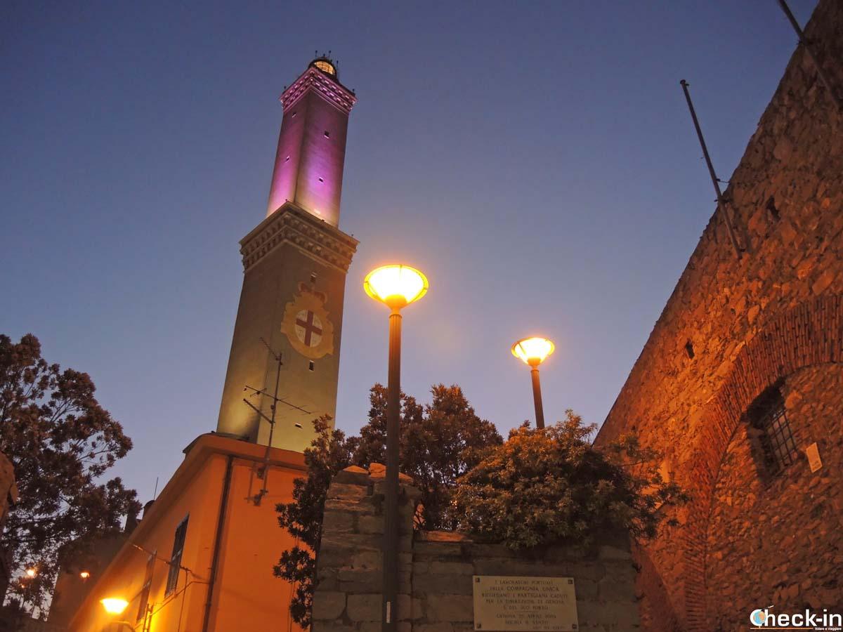 Cosa vedere nella Lanterna di Genova
