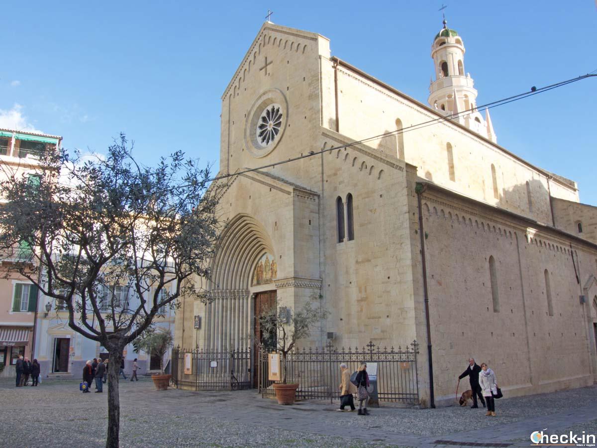 Cosa vedere a Sanremo: la Concattedrale di San Siro