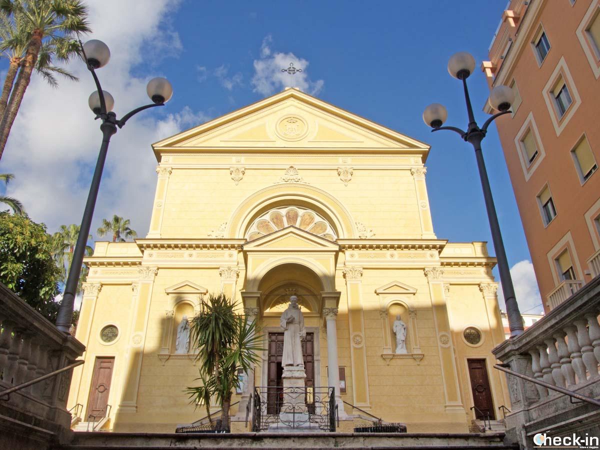 Chiesa del Convento dei Frati Cappuccini a Sanremo