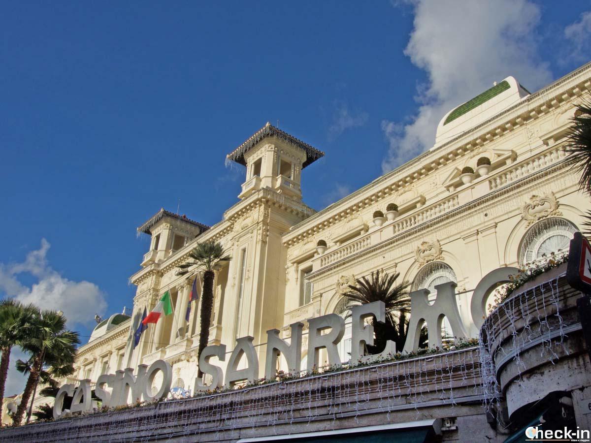 Il Casinò di Sanremo, uno dei quattro aperti in Italia | Check-in Travel Blog di Stefano Bagnasco