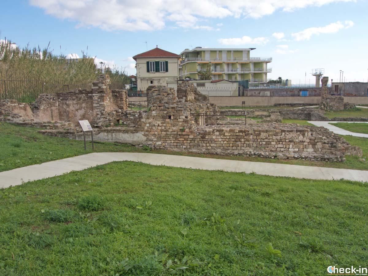 Il sito archeologico di Villa Matutia a Sanremo | Check-in Travel Blog