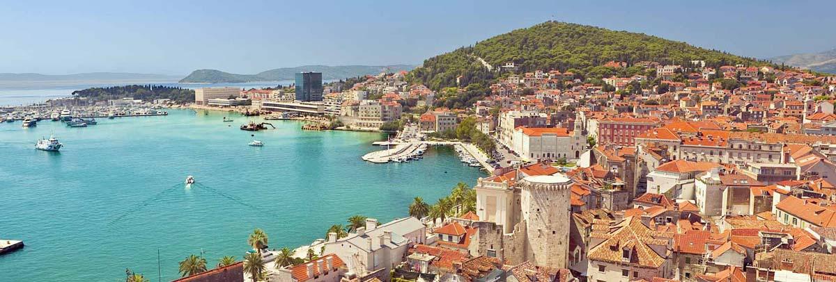 Idee per una vacanza in Croazia con tappa a Spalato