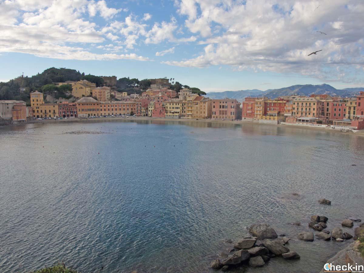 """La """"Baia del Silenzio"""" di Sestri Levante (Liguria)"""