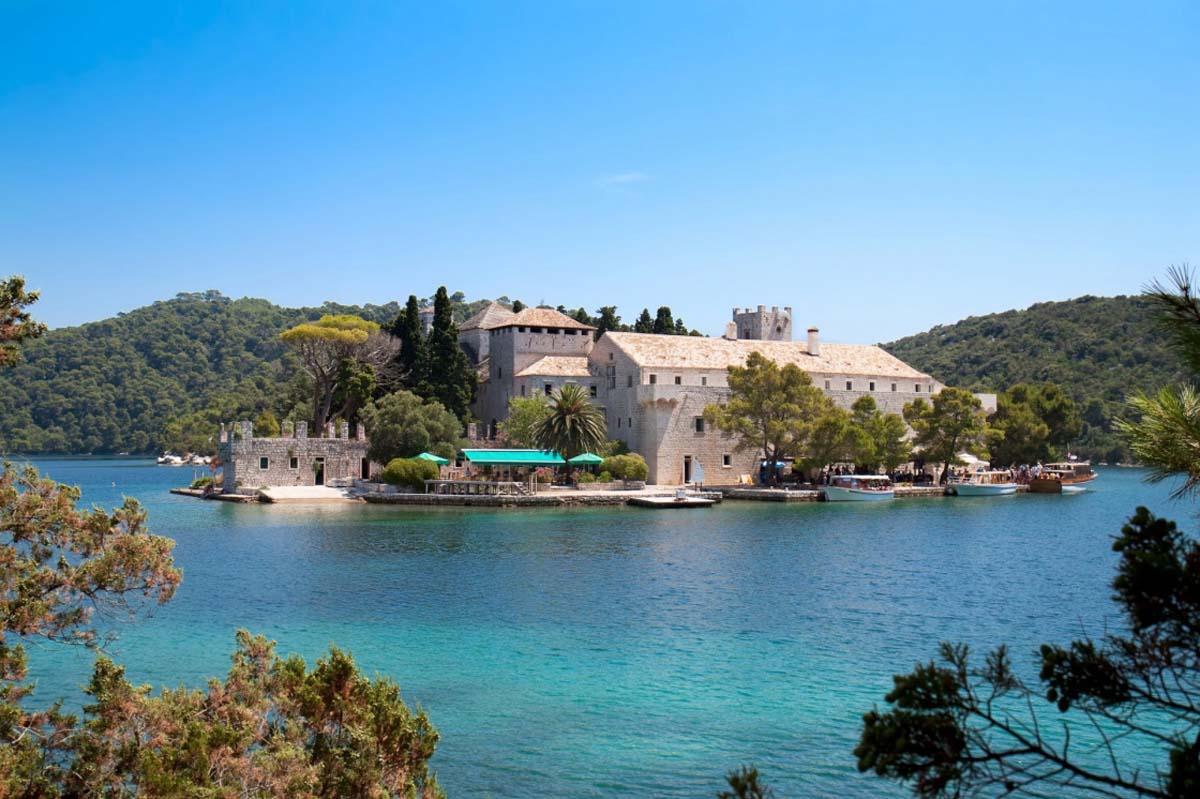 Gita fuori porta da Dubrovnik sull'isola di Melada