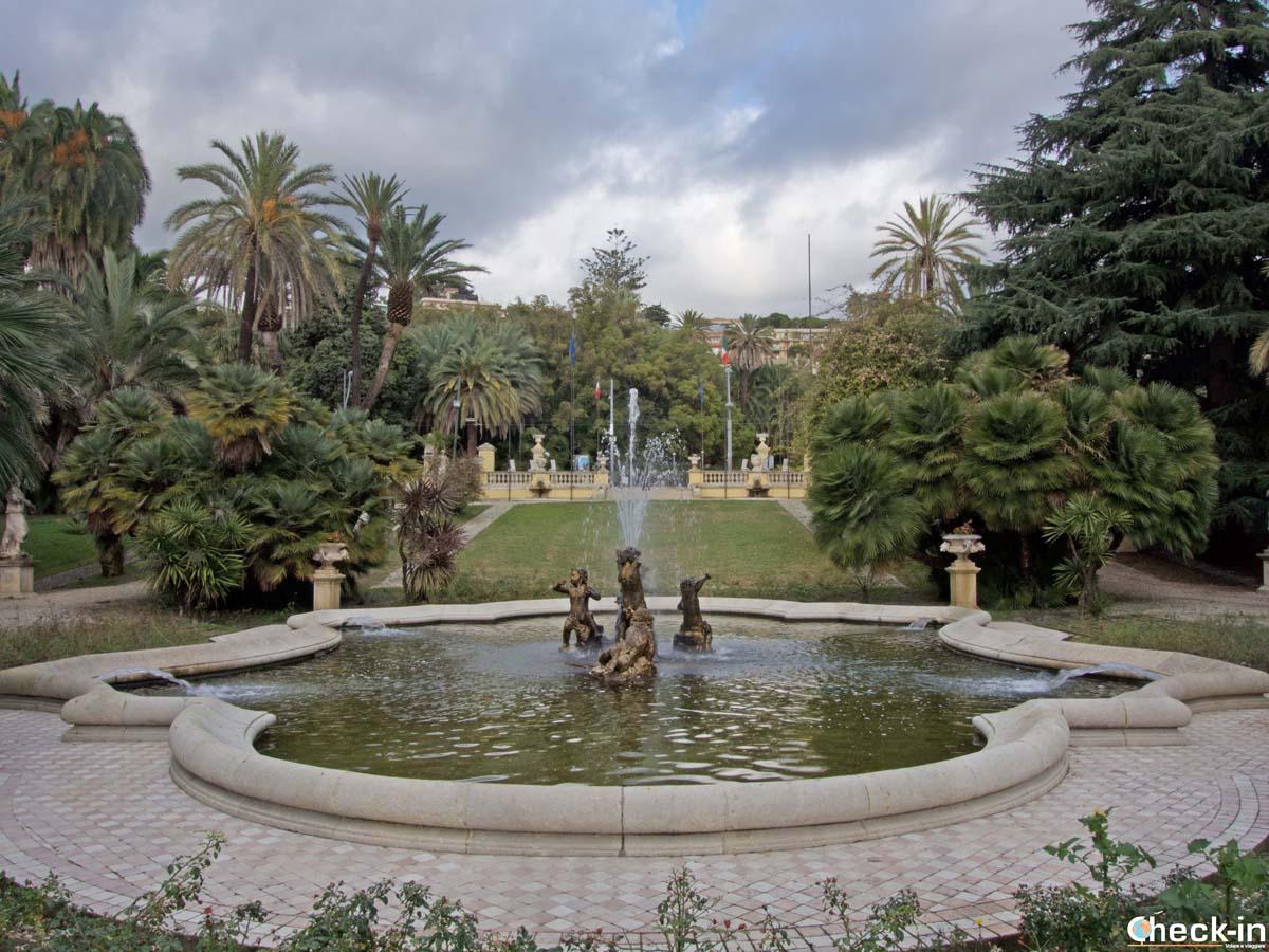 I giardini Nobel di Sanremo - Check-in Blog di Stefano Bagnasco