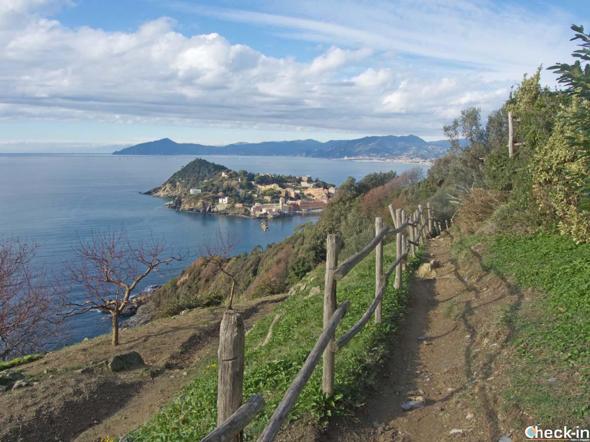 Cosa fare a Sestri Levante: escursione a Punta Manara (Liguria)