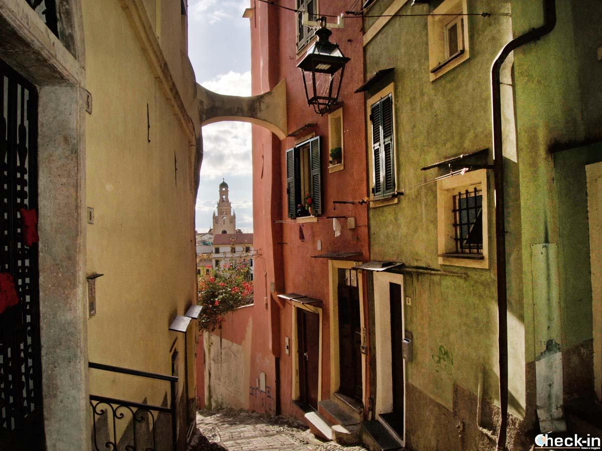 Cosa vedere a Sanremo: la Pigna, la cittadella medievale