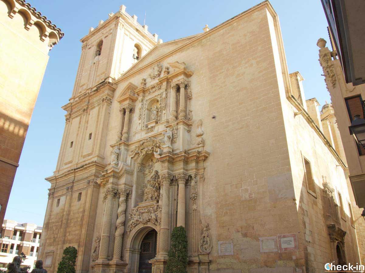 Qué ver en Elche: Basílica de Santa María