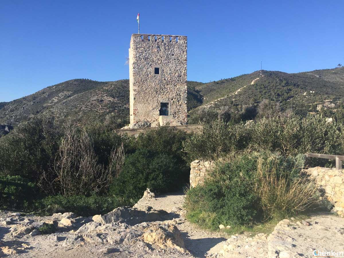 Capo Varigotti, Punta Crena e la Torre Saracena - Riviera Ligure di ponente