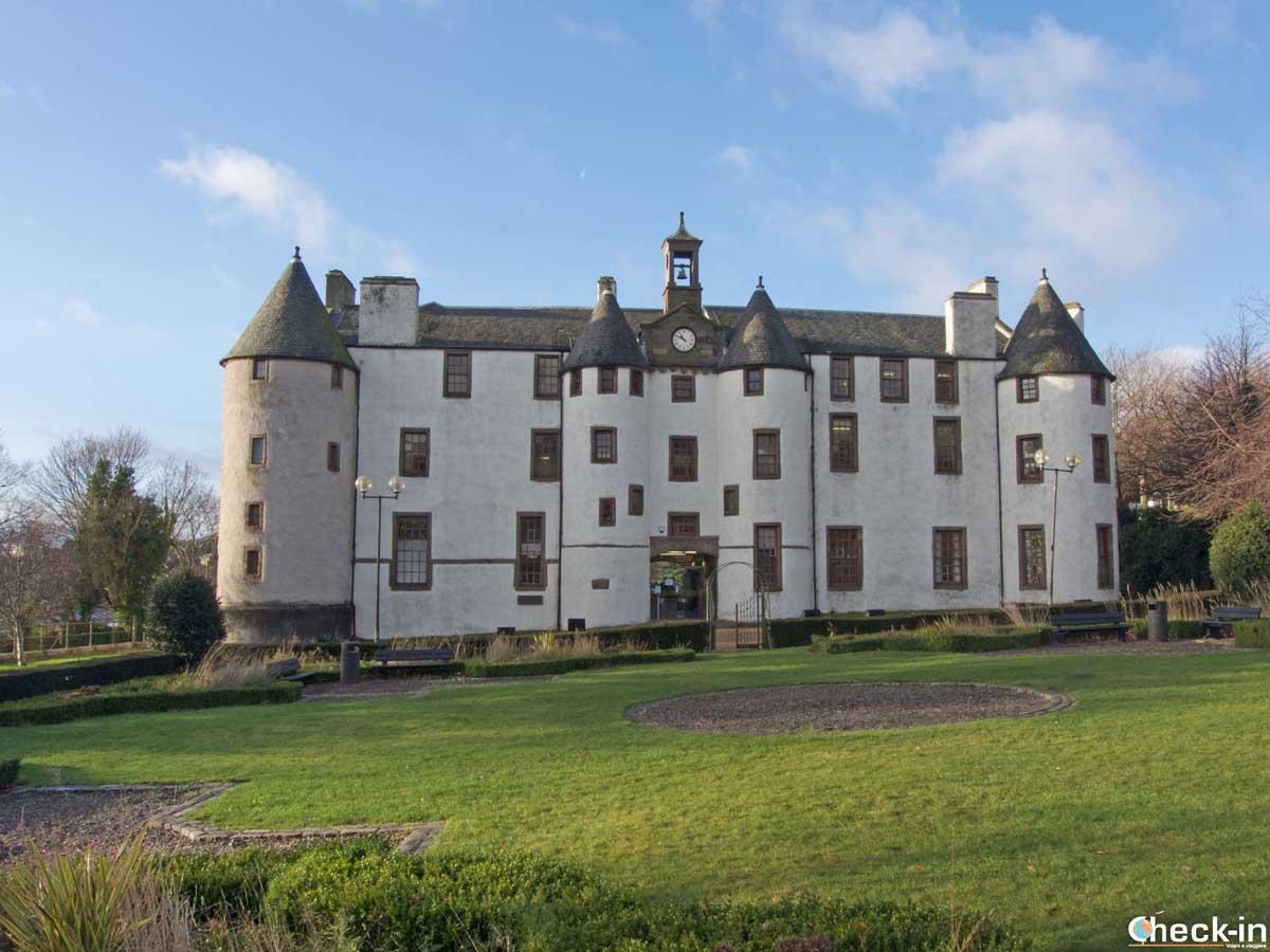 Dudhope Castle a Dundee (Scozia) | Check-in Blog di Stefano Bagnasco