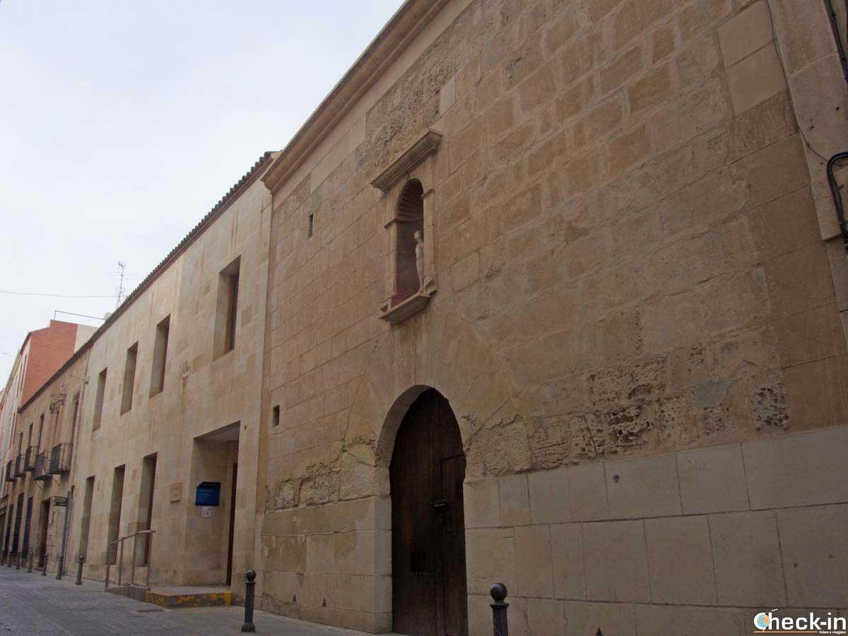 Museo de la Festa, el Misteri d'Elx