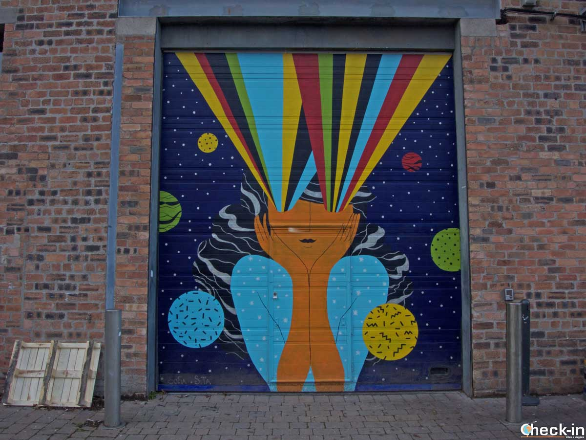 Open/Close Dundee street art trail - Activities to do in town
