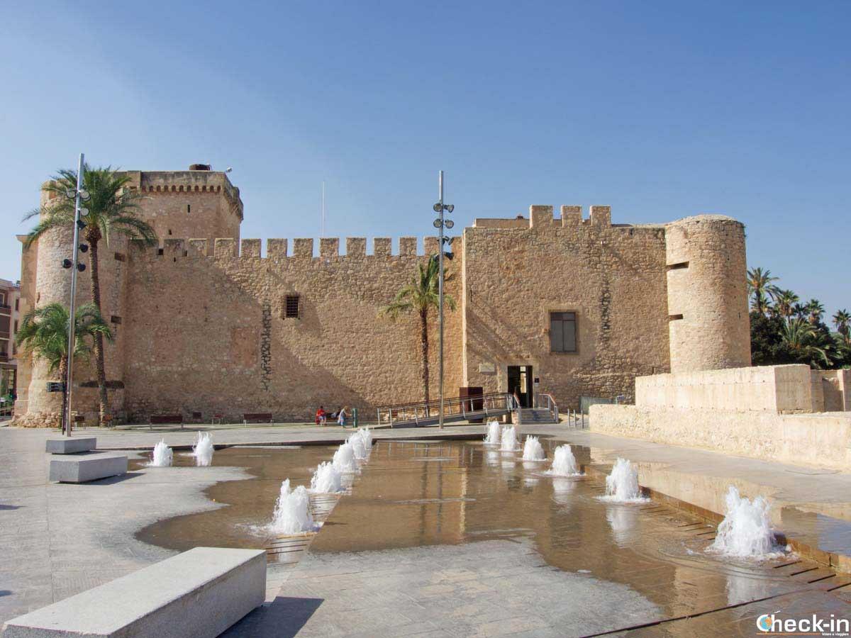 Qué ver en el centro de Elx: el Palacio de Altamira