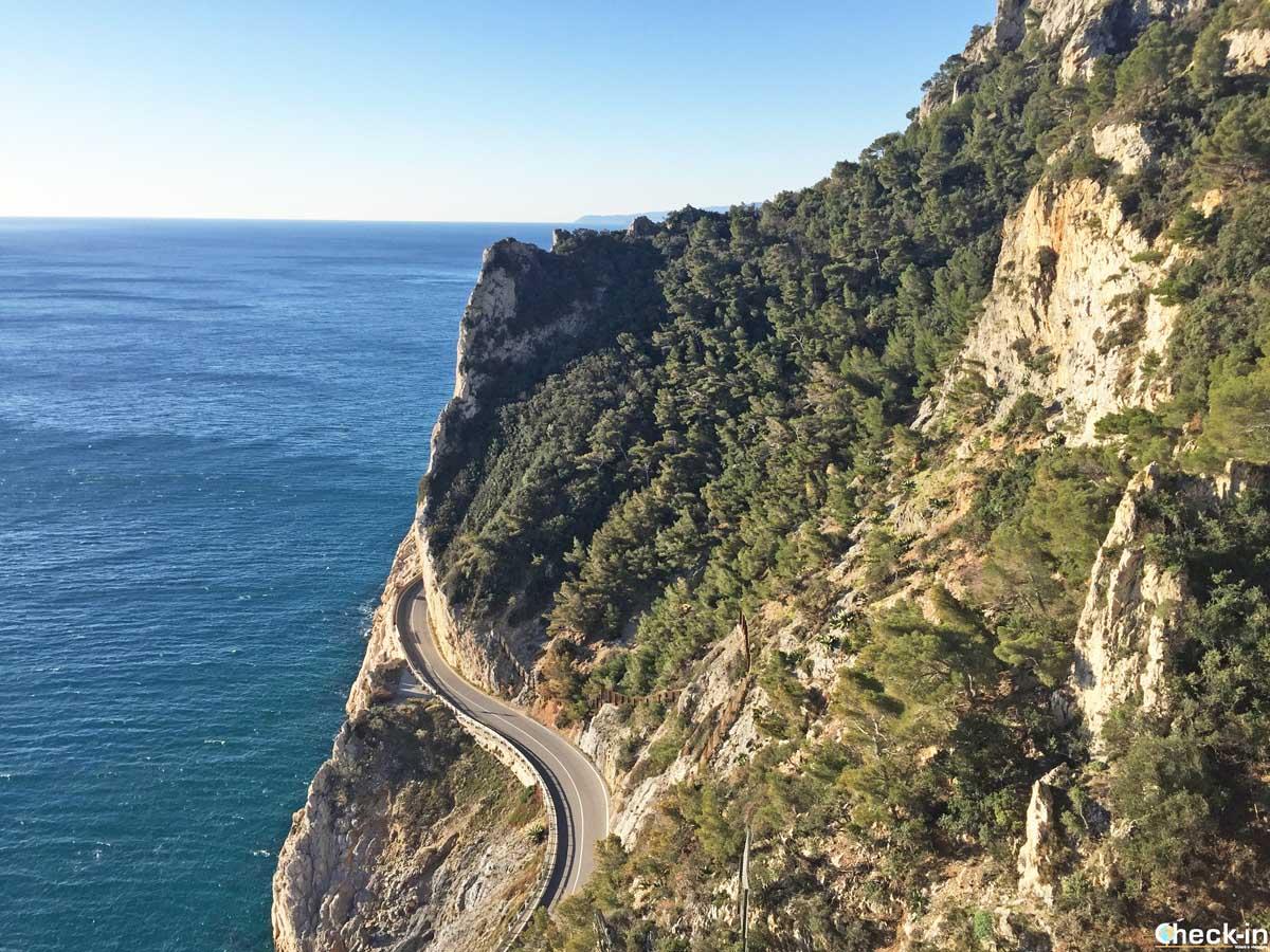 Escursione a piedi in Liguria tra Noli e Varigotti - Check-in Blog di Stefano Bagnasco