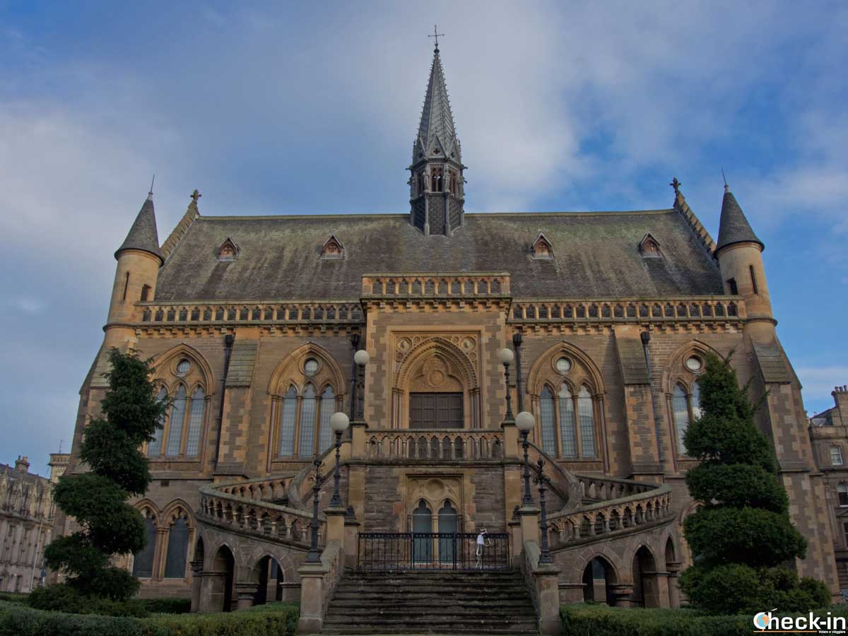 The McManus Art Gallery and Museum in Dundee