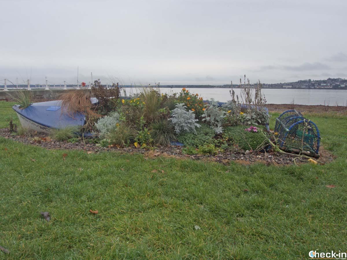 Gardens along Broughty Ferry promenade (Dundee)