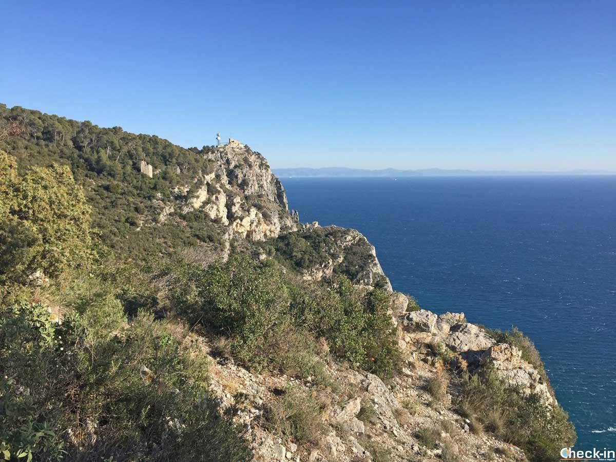 Trekking in Liguria tra Capo Noli e Varigotti