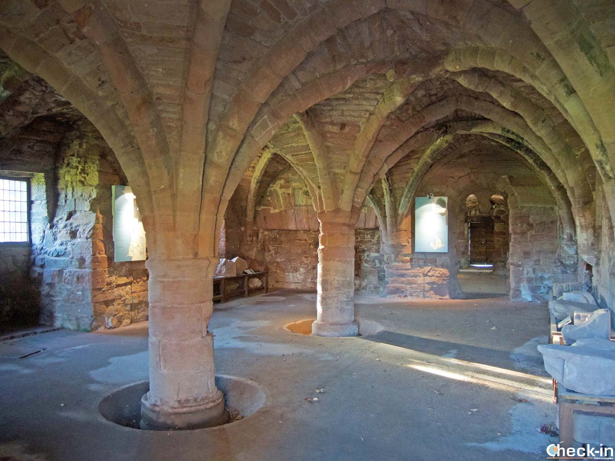 Top attractions in Scotland: Arbroath Abbey