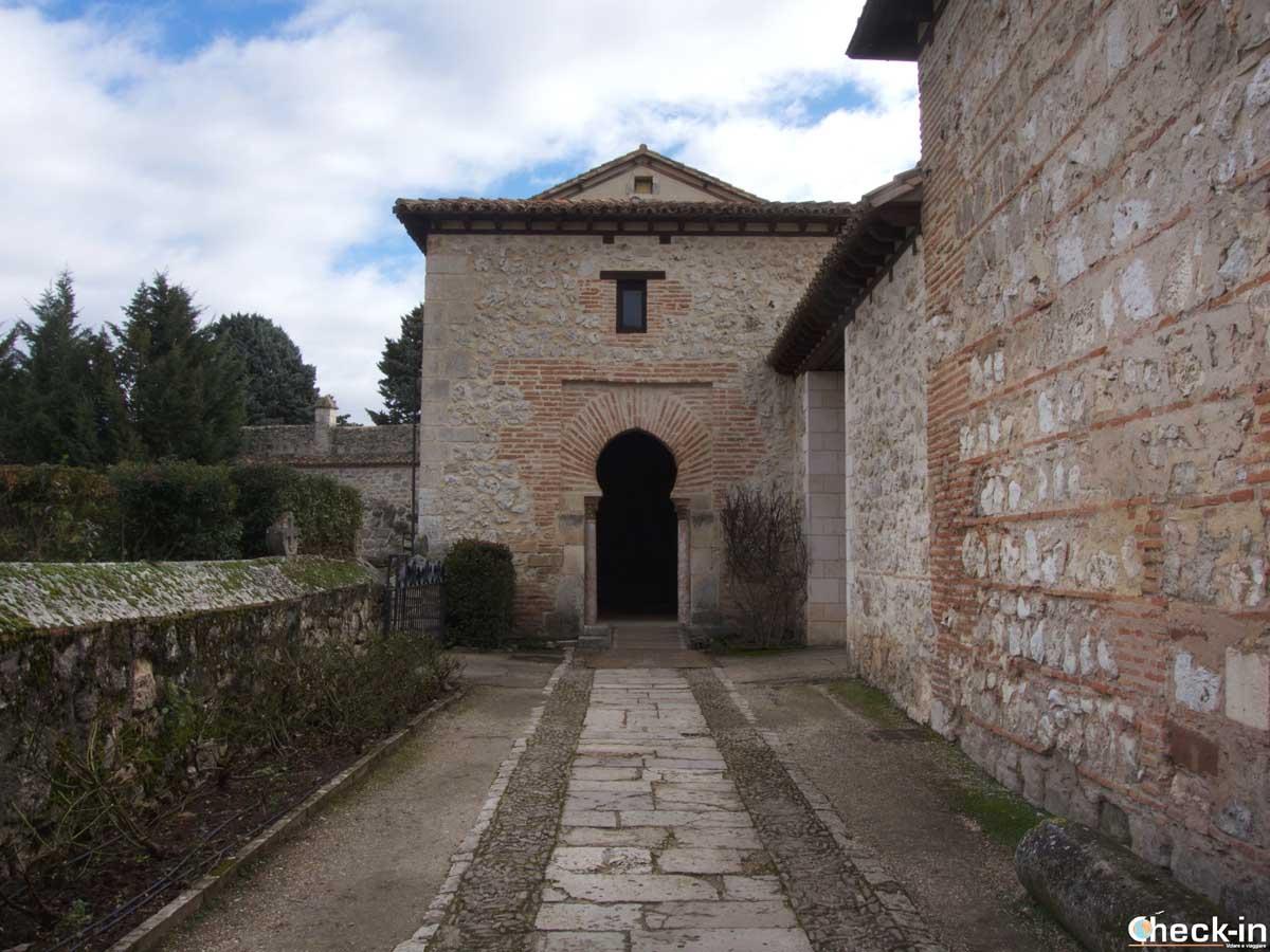 """La """"Capilla de la Asunción"""" nel Monasterio de Las Huelgas di Burgos"""