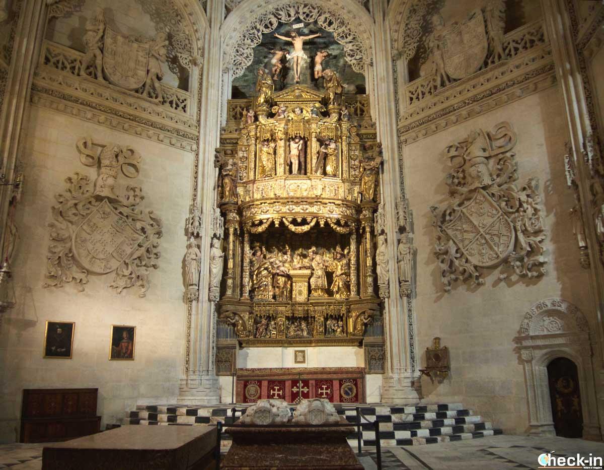 Visita della Cattedrale di Burgos: la Cappella dei Condestables