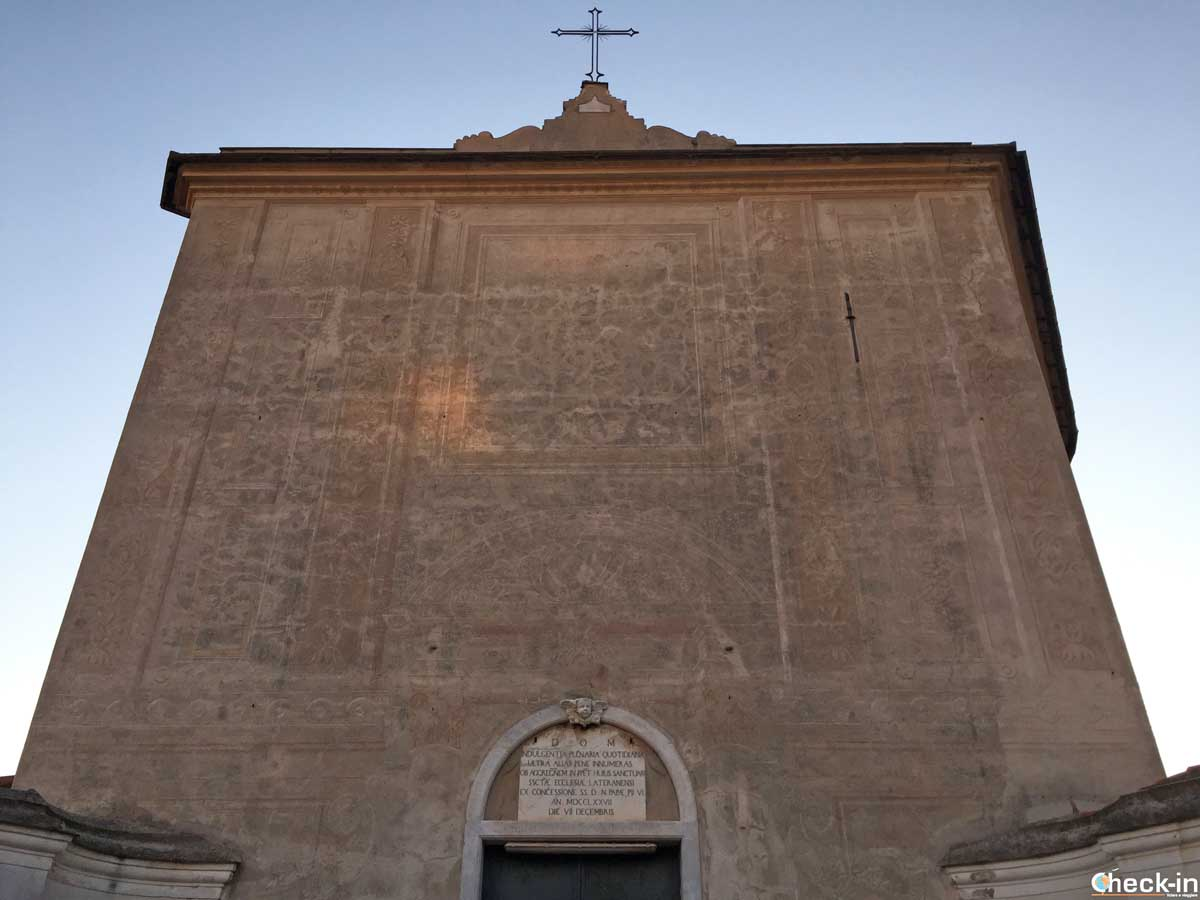 Visita del Santuario della Madonnetta di Genova