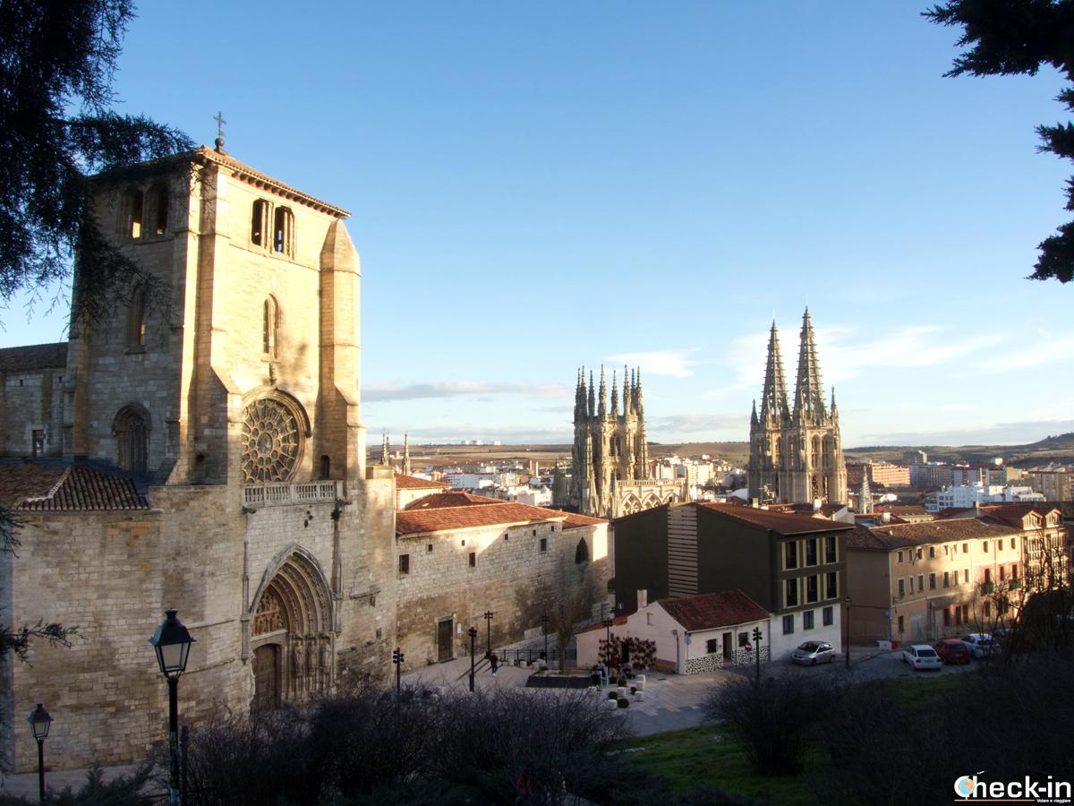 La Chiesa di San Esteban ed il Museo del Retablo di Burgos
