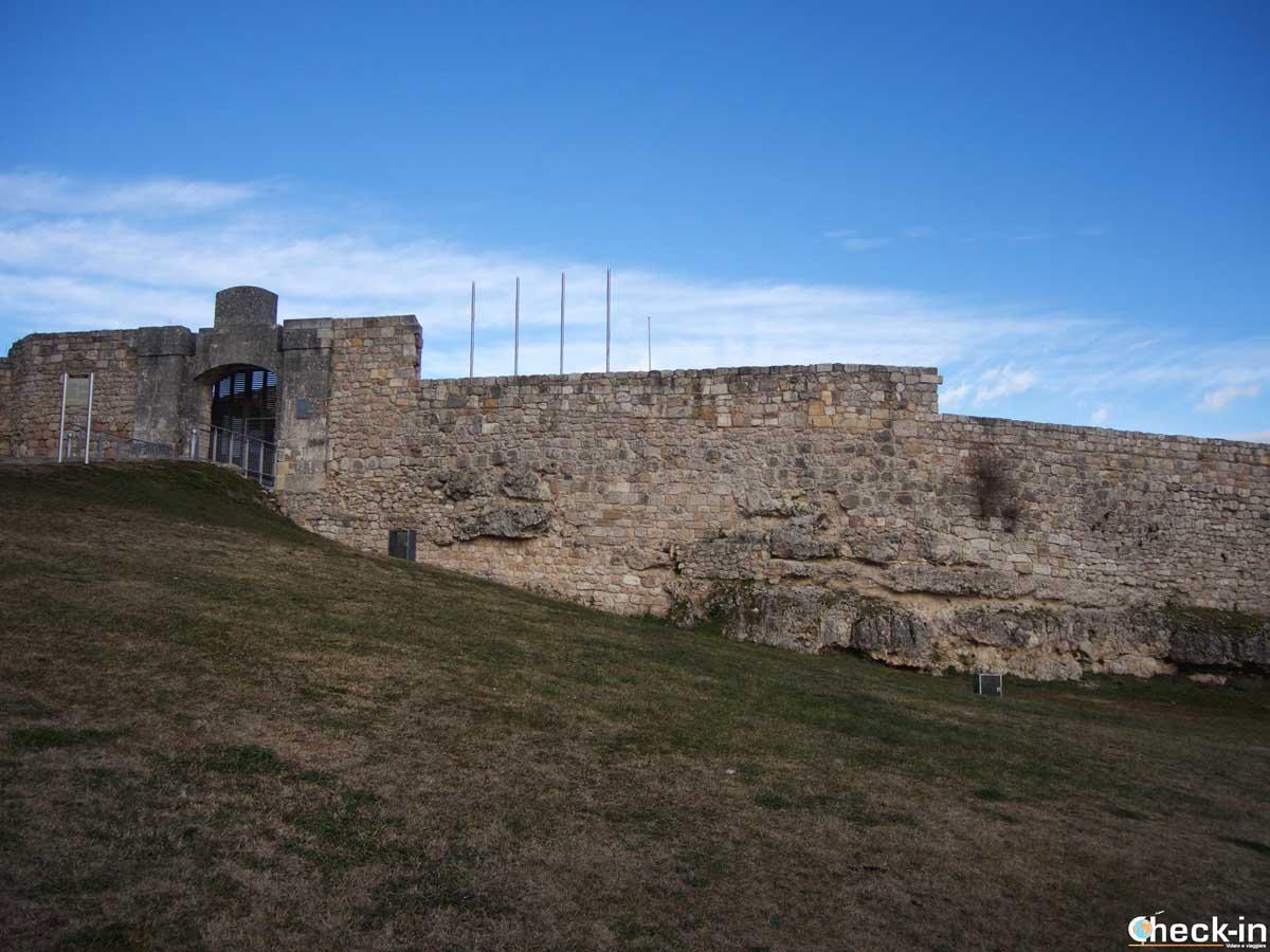 Castello di Burgos, luogo di fondazione della città spagnola